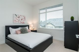 """Photo 12: 38 8508 204 Street in Langley: Willoughby Heights Townhouse for sale in """"Zetter Place"""" : MLS®# R2308737"""