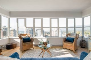 """Photo 2: 1504 1555 EASTERN Avenue in North Vancouver: Central Lonsdale Condo for sale in """"The Sovereign"""" : MLS®# R2594870"""