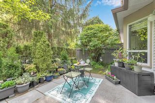 """Photo 30: 124 16233 82ND Avenue in Surrey: Fleetwood Tynehead Townhouse for sale in """"THE ORCHARDS"""" : MLS®# R2583227"""