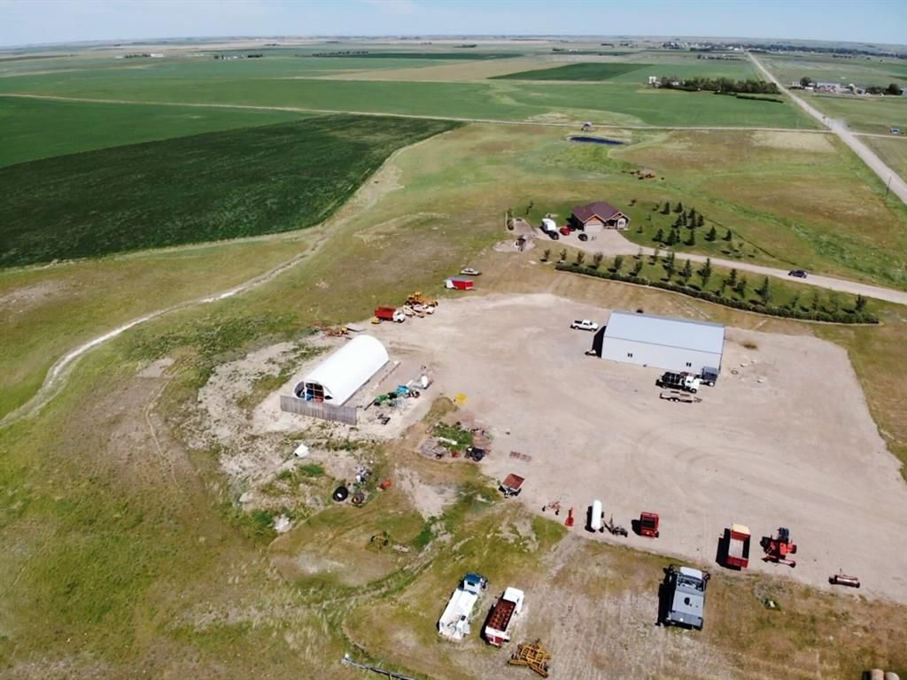 Main Photo: For Sale: 225004 TWP RD 55, Magrath, T0K 1J0 - A1124873