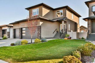 Main Photo: 3933 Sandhill Crescent in Regina: The Creeks Residential for sale : MLS®# SK872188