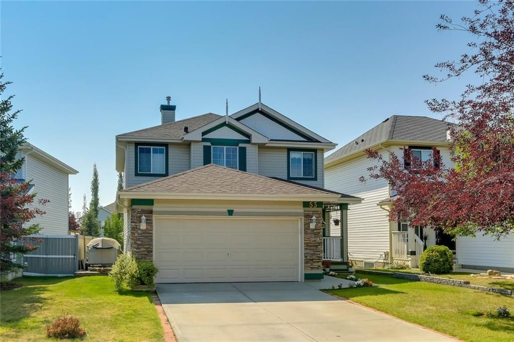Main Photo: 53 SOMERSET Crescent SW in Calgary: Somerset Detached for sale : MLS®# C4202504
