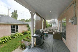 Photo 37: 9616 100A Street in Edmonton: Zone 12 House for sale : MLS®# E4225933
