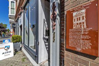 Photo 4: 217 562 Yates St in Victoria: Vi Downtown Condo for sale : MLS®# 845154