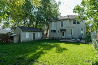 Photo 20: 165 MCADAM Avenue in Winnipeg: Scotia Heights Residential for sale (4D)  : MLS®# 1924692