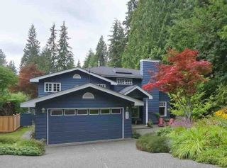 Photo 1: 5195 SARITA AVENUE in North Vancouver: Canyon Heights NV House for sale : MLS®# R2396162