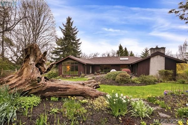Main Photo: 623 Foul Bay Rd in VICTORIA: Vi Fairfield East House for sale (Victoria)  : MLS®# 726090