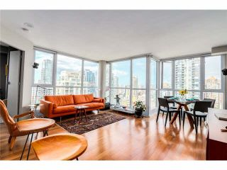 "Photo 2: 2309 1188 RICHARDS Street in Vancouver: Yaletown Condo for sale in ""PARK PLAZA"" (Vancouver West)  : MLS®# V1112068"