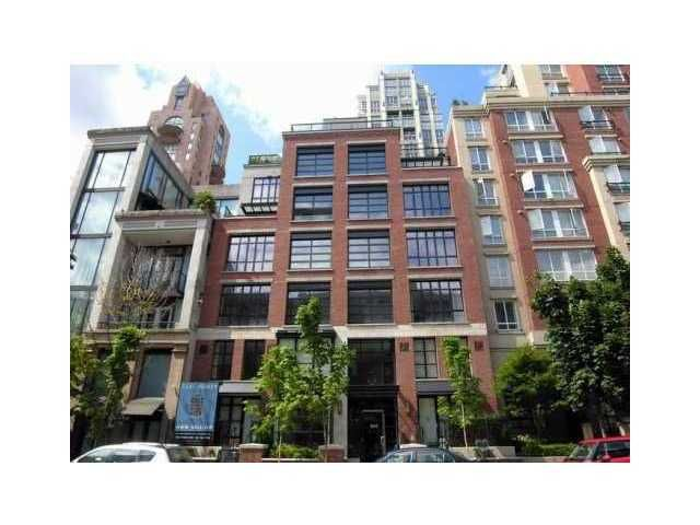 "Main Photo: 104 1241 HOMER Street in Vancouver: Yaletown Townhouse for sale in ""1241 HOMER"" (Vancouver West)  : MLS®# V920136"