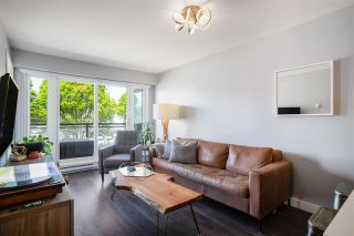"""Photo 2: 214 1588 E HASTINGS Street in Vancouver: Hastings Condo for sale in """"BOHEME"""" (Vancouver East)  : MLS®# R2585421"""