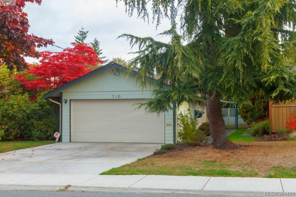 Main Photo: 710 Greenlea Dr in VICTORIA: SW Royal Oak House for sale (Saanich West)  : MLS®# 772675