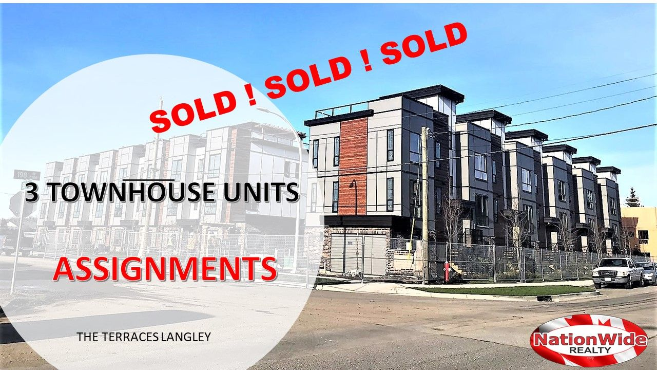 Main Photo: The Terraces Langley in Langley: Langley City Townhouse for sale