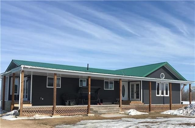 Main Photo: 120 Chartrand Road North in St Laurent: RM of St Laurent Residential for sale (R19)  : MLS®# 1805883