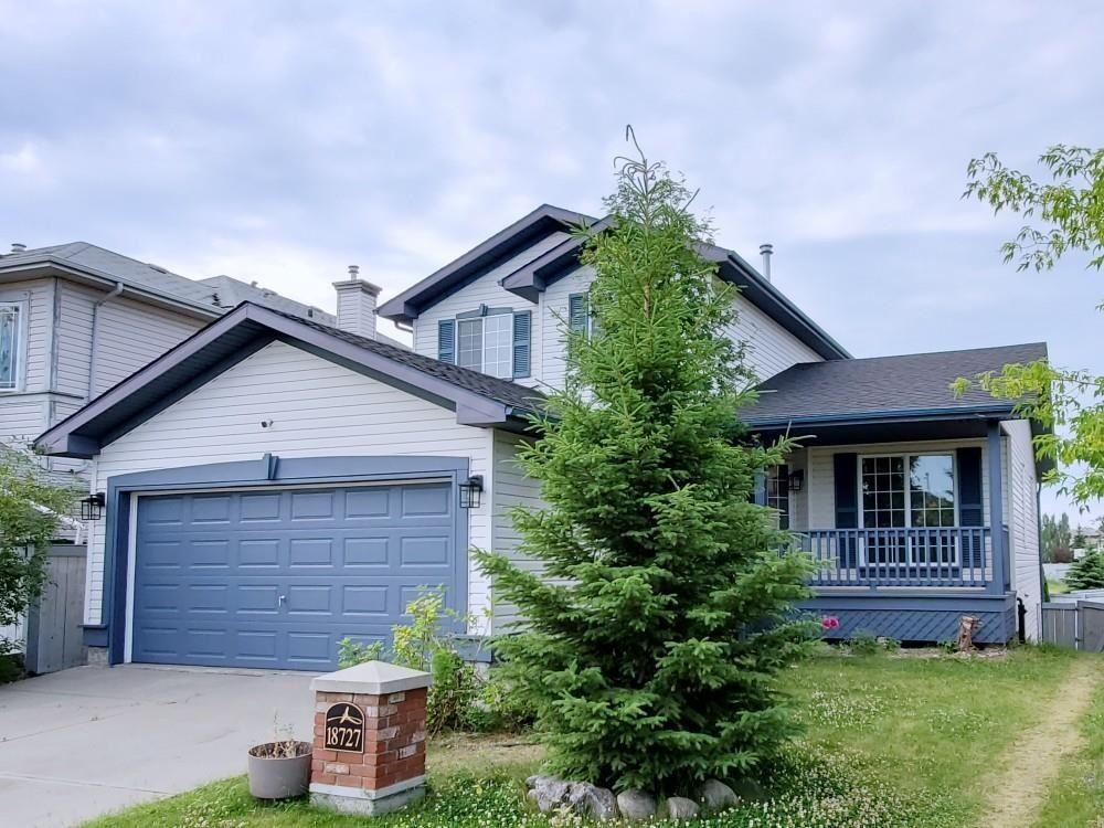 Main Photo: 18727 49 Avenue in Edmonton: Zone 20 House for sale : MLS®# E4238445