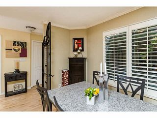 Photo 4: 14 838 TOBRUCK Avenue in North Vancouver: Hamilton Townhouse for sale : MLS®# V1095285