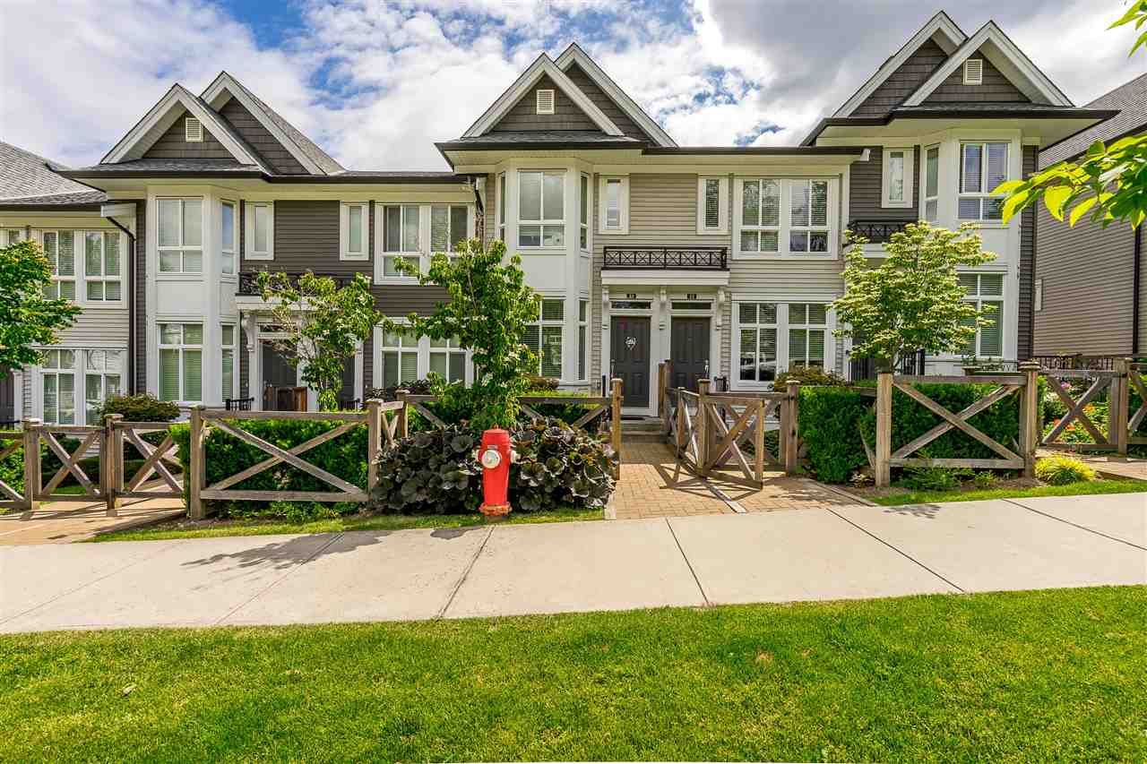 """Main Photo: 23 14433 60 Avenue in Surrey: Sullivan Station Townhouse for sale in """"BRIXTON"""" : MLS®# R2463220"""