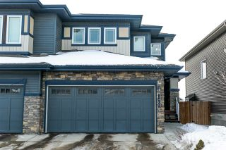Photo 3: 3400 WEIDLE Way in Edmonton: Zone 53 House Half Duplex for sale : MLS®# E4229486