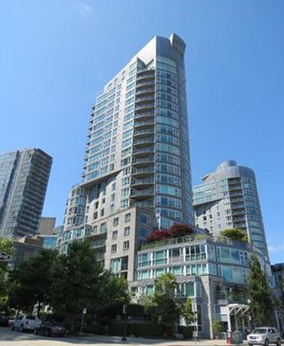 Photo 1: 1903 535 Nicola Street in Vancouver: Coal Harbour Condo for sale (Vancouver West)  : MLS®# V987660
