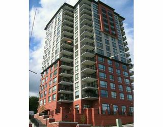 """Photo 1: 833 AGNES Street in New Westminster: Downtown NW Condo for sale in """"NEWS"""" : MLS®# V610315"""