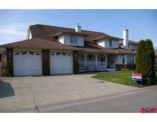Photo 1: 8827 MURRAY Drive in Chilliwack: Chilliwack  W Young-Well House for sale : MLS®# H2701237