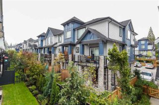 """Photo 30: 33 7665 209 Street in Langley: Willoughby Heights Townhouse for sale in """"ARCHSTONE YORKSON"""" : MLS®# R2307315"""