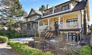 Photo 1: 110 W 13TH Avenue in Vancouver: Mount Pleasant VW Townhouse for sale (Vancouver West)  : MLS®# R2346045