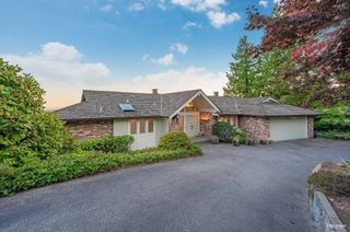 Main Photo: 1418 BRAMWELL Road in West Vancouver: Chartwell House for sale : MLS®# R2614490