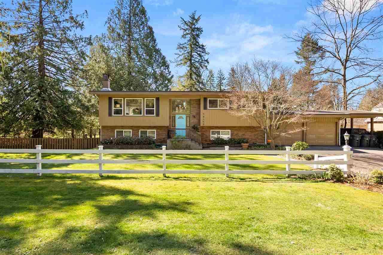 Main Photo: 18458 89B Avenue in Surrey: Port Kells House for sale (North Surrey)  : MLS®# R2566853