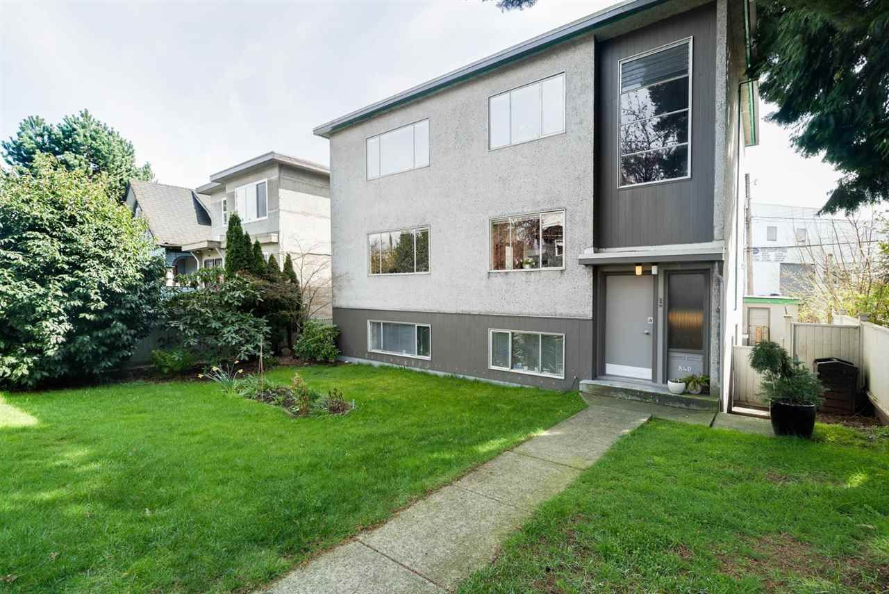 """Main Photo: 840 E 16TH Avenue in Vancouver: Fraser VE House for sale in """"Fraserhood/ Mount Pleasant"""" (Vancouver East)  : MLS®# R2592572"""