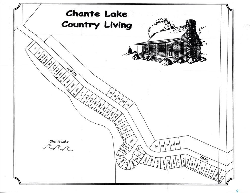Main Photo: 417 Aspen Trail in Chante Lake: Lot/Land for sale : MLS®# SK846563