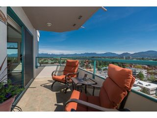 """Photo 19: 1403 32440 SIMON Avenue in Abbotsford: Abbotsford West Condo for sale in """"Trethewey Towers"""" : MLS®# R2371199"""