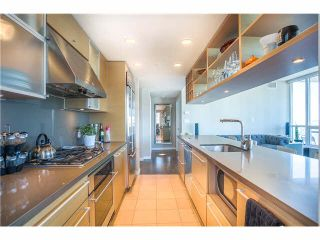 "Photo 5: 3805 833 SEYMOUR Street in Vancouver: Downtown VW Condo for sale in ""CAPITOL RESIDENCES"" (Vancouver West)  : MLS®# V1122249"