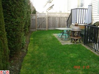 Photo 9: 14 6195 168TH Street in Surrey: Cloverdale BC House for sale (Cloverdale)  : MLS®# F1204730