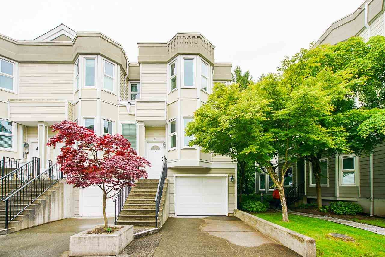 """Main Photo: 23 10340 156 Street in Surrey: Guildford Townhouse for sale in """"Kingsbrook"""" (North Surrey)  : MLS®# R2579994"""