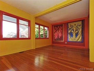 Photo 3: 1245 Queens Ave in VICTORIA: Vi Fernwood House for sale (Victoria)  : MLS®# 640680