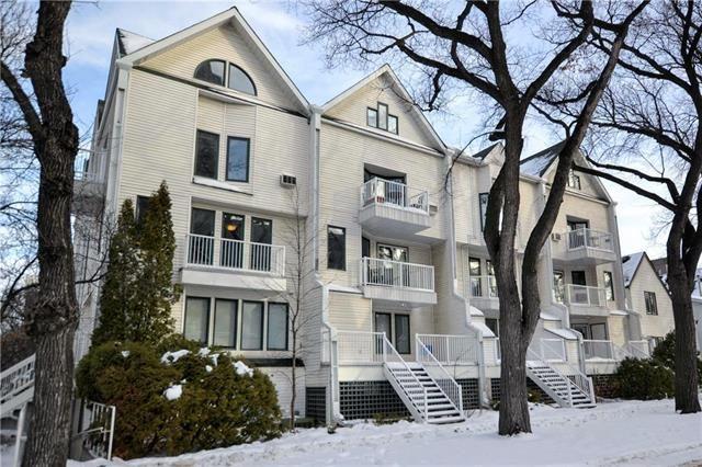 Main Photo: 203 430 River Avenue in Winnipeg: Osborne Village Condominium for sale (1B)  : MLS®# 1900119