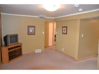 Photo 13: 44 Lavalee Road in WINNIPEG: St Vital Residential for sale (South East Winnipeg)  : MLS®# 1407650