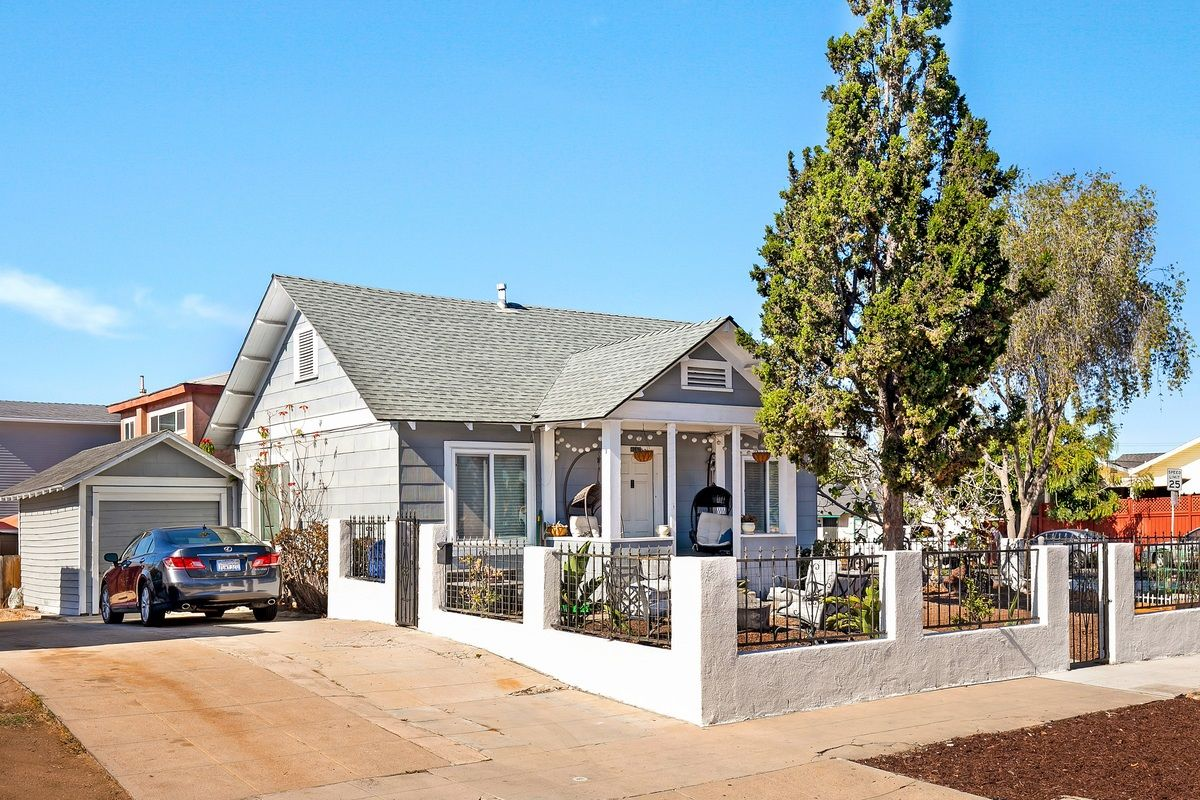 Main Photo: NORTH PARK Property for sale: 4390 Hamilton St in San Diego