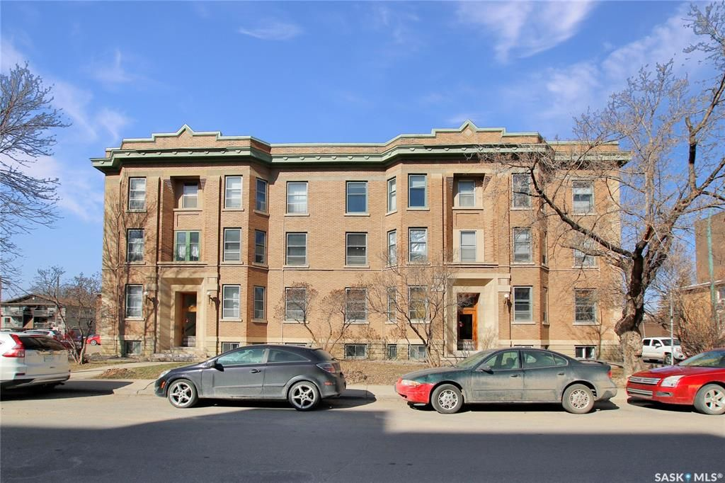 Main Photo: 12 2201 14th Avenue in Regina: Transition Area Residential for sale : MLS®# SK856785