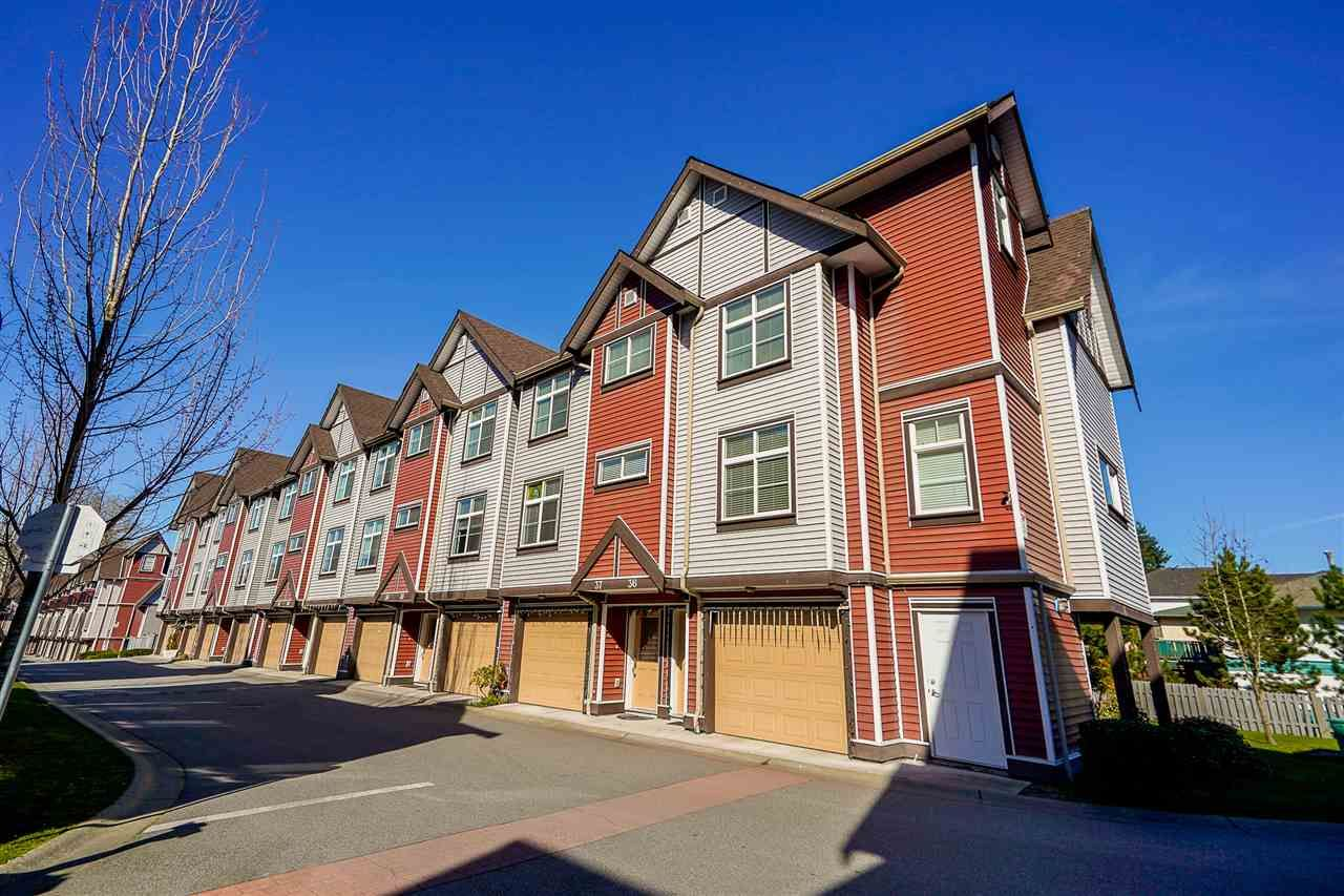 """Main Photo: 38 9405 121 Street in Surrey: Queen Mary Park Surrey Townhouse for sale in """"RED LEAF"""" : MLS®# R2566948"""