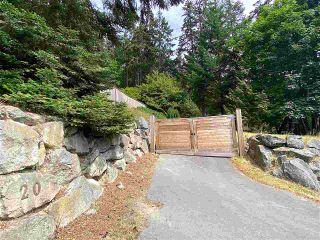 Photo 3: 20 MONTAGUE PARK Road: Galiano Island House for sale (Islands-Van. & Gulf)  : MLS®# R2477458