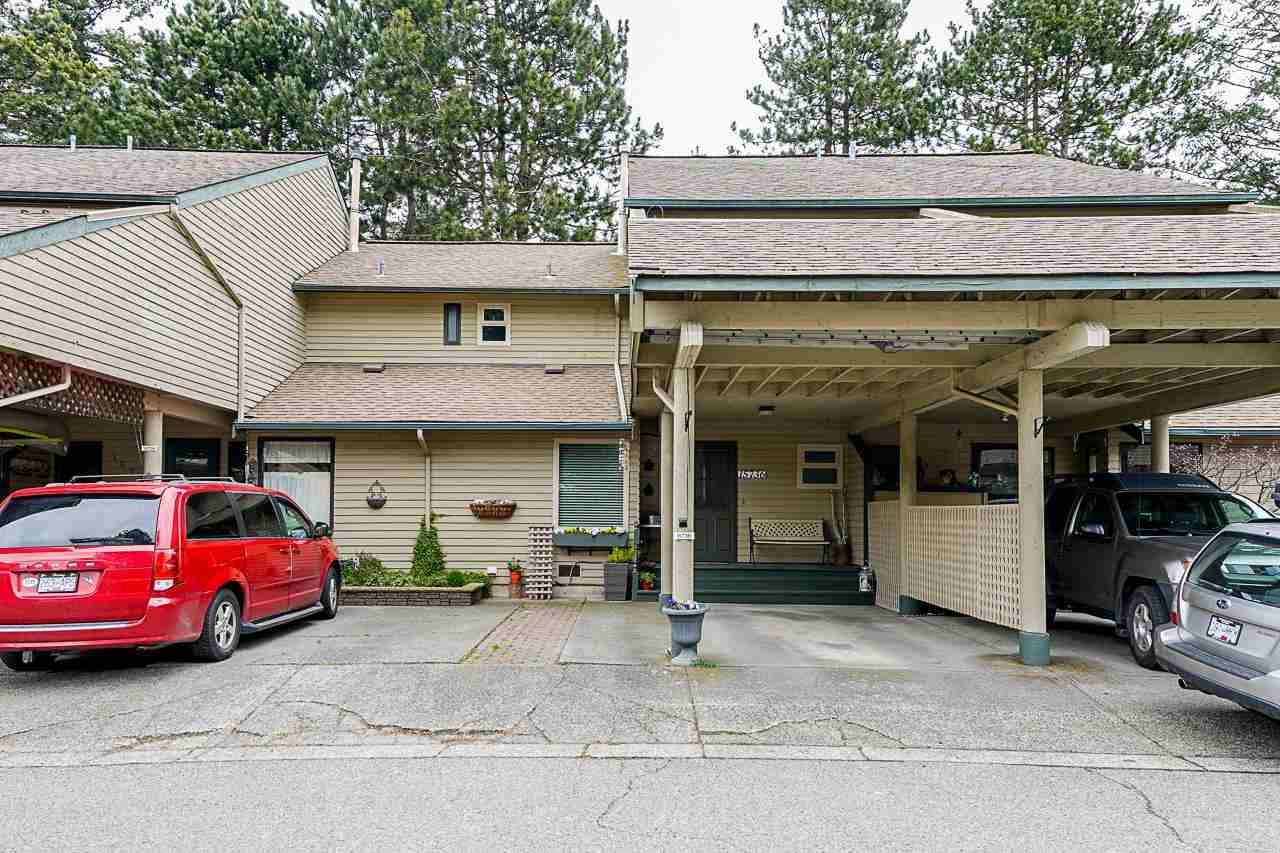 Main Photo: 15736 MCBETH Road in Surrey: King George Corridor Townhouse for sale (South Surrey White Rock)  : MLS®# R2574702