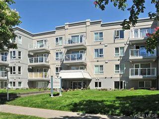 Photo 1: 303 2647 Graham St in VICTORIA: Vi Hillside Condo for sale (Victoria)  : MLS®# 698000