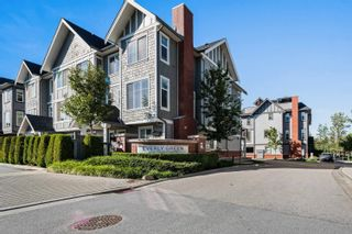 """Photo 1: 5 8217 204B Street in Langley: Willoughby Heights Townhouse for sale in """"Everly Green"""" : MLS®# R2616623"""