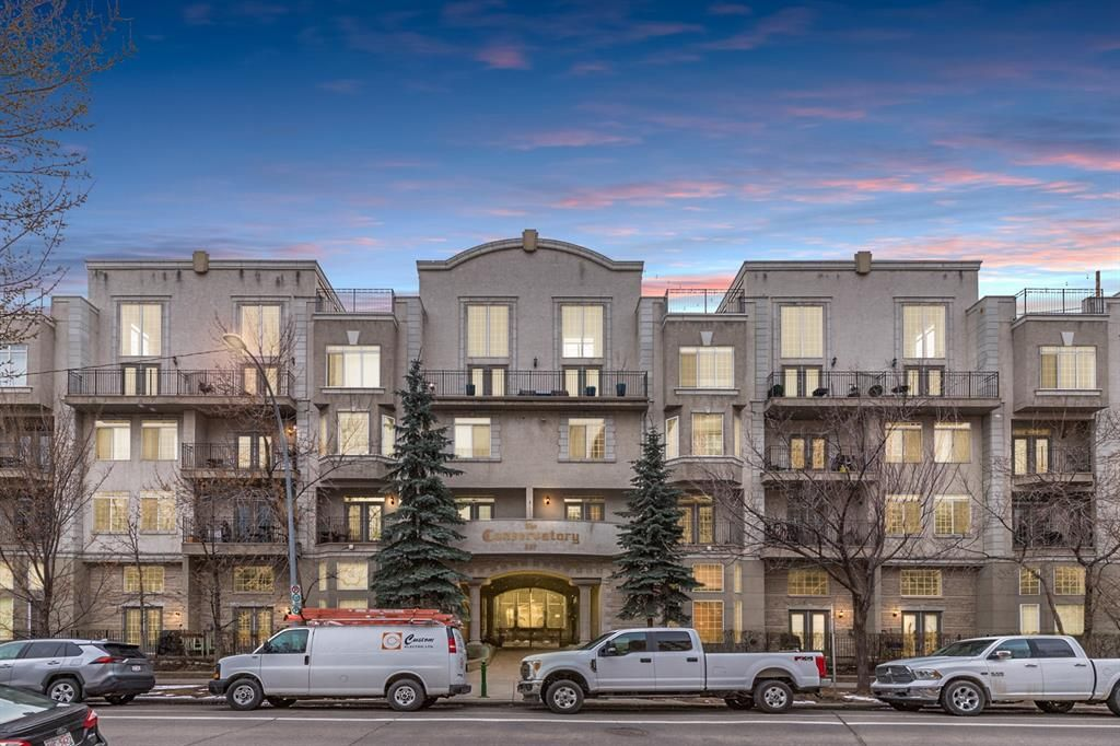 Main Photo: 213 527 15 Avenue SW in Calgary: Beltline Apartment for sale : MLS®# A1102451