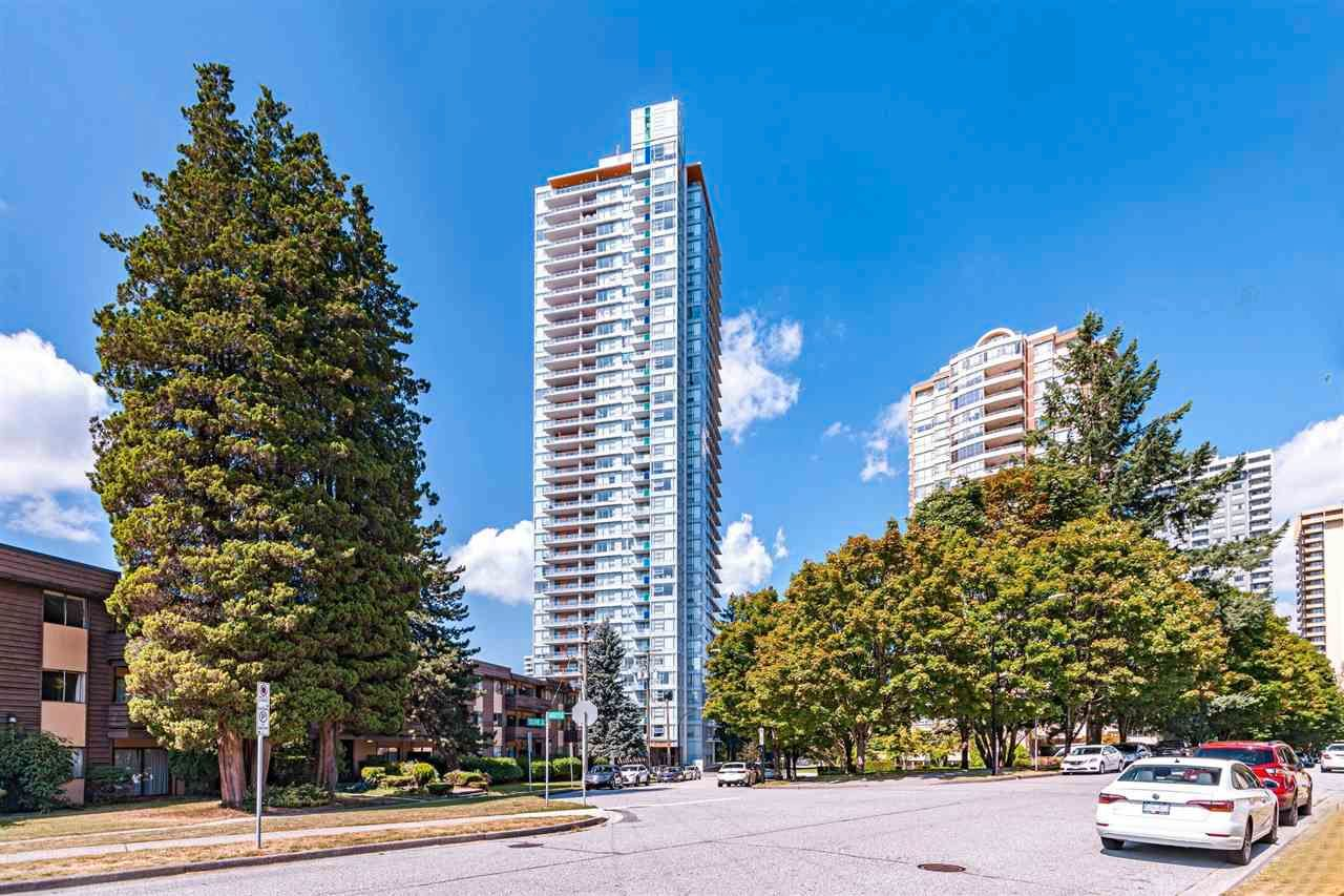 """Main Photo: 3906 5883 BARKER Avenue in Burnaby: Metrotown Condo for sale in """"ALDYNE ON THE PARK"""" (Burnaby South)  : MLS®# R2579935"""
