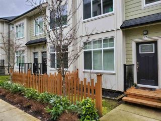 "Main Photo: 98 13670 62 Avenue in Surrey: Sullivan Station Townhouse for sale in ""Panorama 62"" : MLS®# R2543030"
