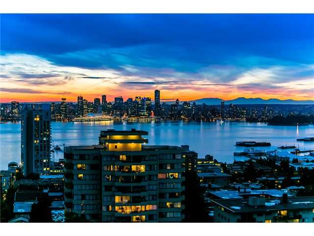 """Main Photo: 1503 114 W KEITH Road in North Vancouver: Central Lonsdale Condo for sale in """"ASHBY HOUSE"""" : MLS®# V1031713"""