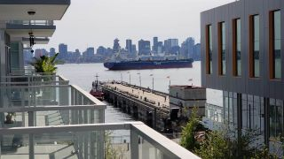 """Photo 4: 410 175 VICTORY SHIP Way in North Vancouver: Lower Lonsdale Condo for sale in """"CASCADE AT THE PIER"""" : MLS®# R2552269"""