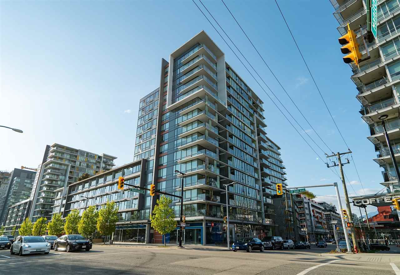 "Main Photo: 1003 1783 MANITOBA Street in Vancouver: False Creek Condo for sale in ""The Residences at West"" (Vancouver West)  : MLS®# R2559854"